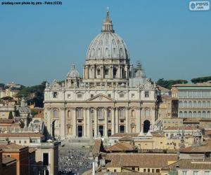 Rompicapo di Basilica di San Pietro, Vaticano