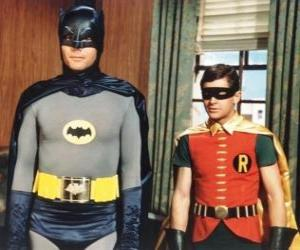 Rompicapo di Batman e Robin