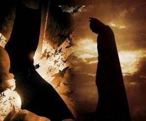 Rompicapo di Batman, il uomo pipistrello