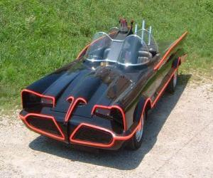 Rompicapo di Batmobile