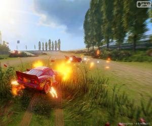 Rompicapo di Battaglia, videogioco di Cars 3