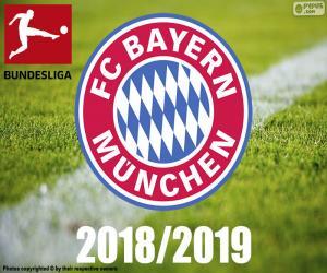 Rompicapo di Bayern Monaco, campione 2018-2019