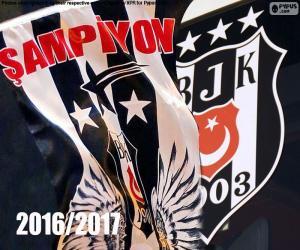 Rompicapo di Beşiktaş, campione 2016-2017