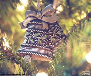 Rompicapo di Belle campane di Natale