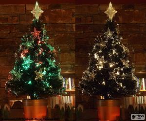 Rompicapo di Bellissimo albero di Natale