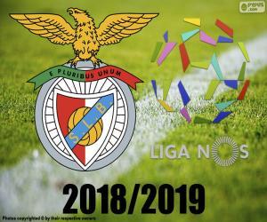 Rompicapo di Benfica, campione 2018-2019