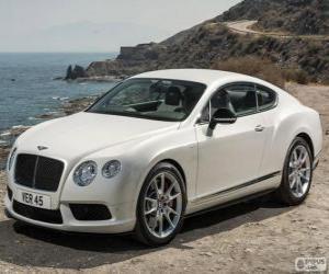 Rompicapo di Bentley Continental GT V8 S