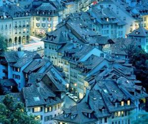 Rompicapo di Berna, Svizzera