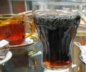 Rompicapo di Bicchiere di soda