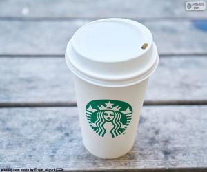 Rompicapo di Bicchiere di Starbucks