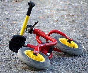 Rompicapo di Bicicletta bambino