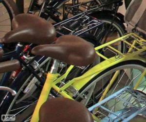 Rompicapo di Biciclette per la città