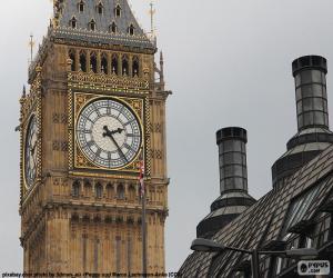 Rompicapo di Big Ben, Londra