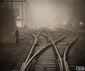 Rompicapo di Binario ferroviario
