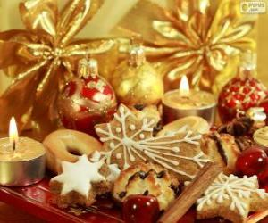 Rompicapo di Biscotti per Natale