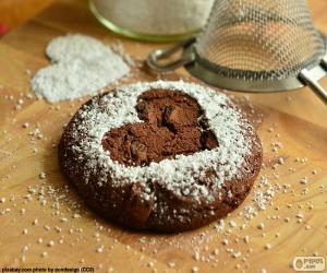 Rompicapo di Biscotto di amore
