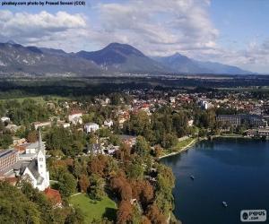 Rompicapo di Bled, Slovenia