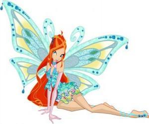 Rompicapo di Bloom, la Principessa del pianeta Domino