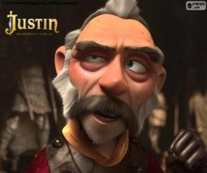 Rompicapo di Blucher, il vecchio cavaliere