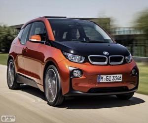 Rompicapo di BMW i3 Concept Coupe