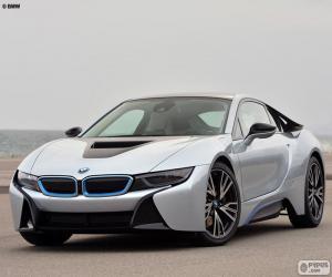Rompicapo di BMW i8