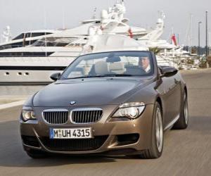 Rompicapo di BMW M6 Cabriolet