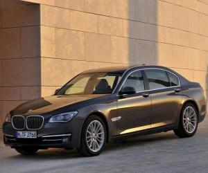 Rompicapo di BMW Serie 7