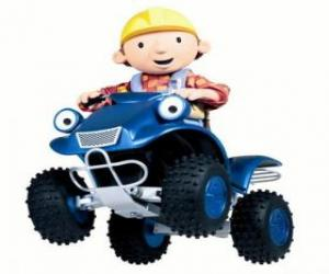 Rompicapo di Bob e Scrambler, il quad o ATV