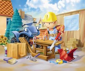 Rompicapo di Bob ha lavorato come falegname