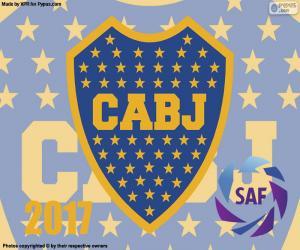 Rompicapo di Boca Juniors, campione 2016-2017