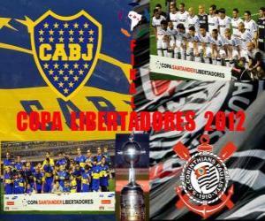 Rompicapo di Boca Juniors vs Corinthians. Finale Copa Libertadores 2012