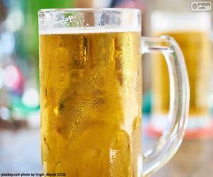 Rompicapo di Boccale di birra