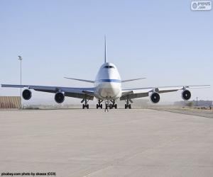 Rompicapo di Boeing 747SP