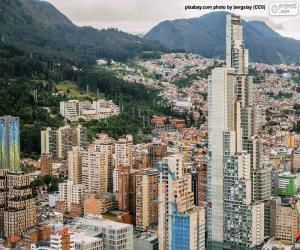 Rompicapo di Bogota, Colombia