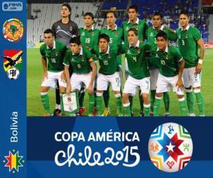 Rompicapo di Bolivia Copa America 2015