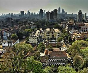 Rompicapo di Bombay o Mumbai, India