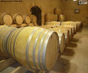 Rompicapo di Botti di vino