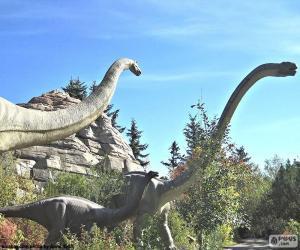 Rompicapo di Brachiosaurus
