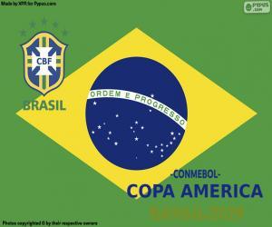 Rompicapo di Brasile, campione Copa America 2019