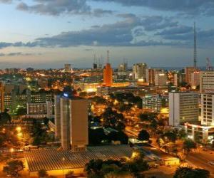 Rompicapo di Brasilia, Brasile