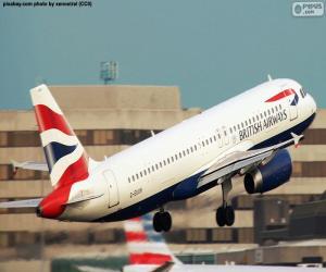 Rompicapo di British Airways, Regno Unito