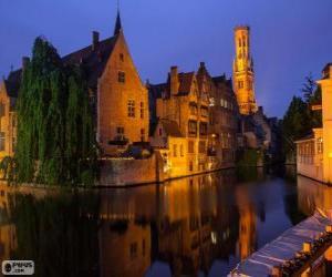 Rompicapo di Bruges, Belgio