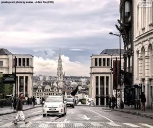 Rompicapo di Bruxelles, Belgio