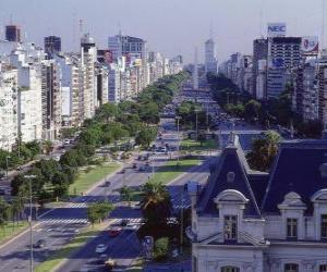 Rompicapo di Buenos Aires, Argentina
