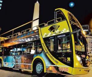 Rompicapo di Buenos Aires Bus Turistici