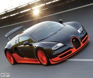 Rompicapo di Bugatti Veyron Super Sport