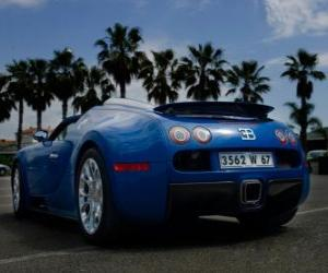 Rompicapo di Bugatti Veyron