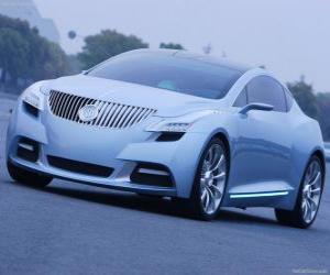 Rompicapo di Buick Riviera Concept Coupe (2007)