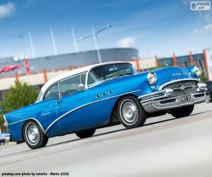 Rompicapo di Buick Special 1955