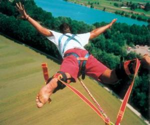 Rompicapo di Bungee Extreme